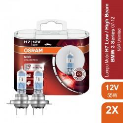 Lampu Night Breaker Unlimited - H7 - 64210NBU 12V 55W