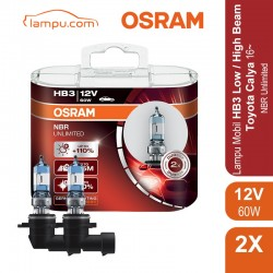 Lampu Night Breaker Unlimited - HB3 - 9005NBU 12V 55W