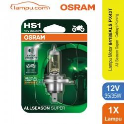 Jual Osram Lampu Kabut Motor Yamaha Scorpio Z 2007-2014 - HS1 64185ALS - All Season Super - dpt Menembus Kabut, Hujan