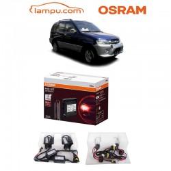 Jual Osram Lampu Mobil Daihatsu Taruna - HID Convertion Kit DH4 P43T - Free Lap Chamois Osram