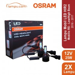 OSRAM 69102CW Lampu LED Mobil H1R2 - PX22d - Cool White