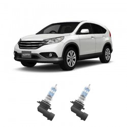 Osram Lampu Mobil Honda New CRV Fog Lamp NBU (Night Breaker Unlimited) HB4 9006NBU 12V 55V - [HB4 9006NBU]