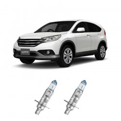 Osram Lampu Mobil Honda New CRV Low Beam NBU (Night Breaker Unlimited) H1 12V 55W - [H1 64150NBU]