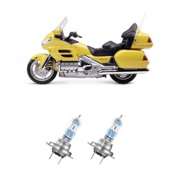 Osram Lampu Moge Honda Gold Wing GL 1800 Low Beam NBU (Night Breaker Unlimited) H7 12V 55W - [H7 64210NBU]