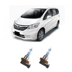 Osram Lampu Mobil Honda Freed Fog Lamp NBU (Night Breaker Unlimited) H11 12V 55W - [H11 64211NBU]