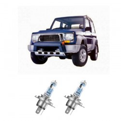 Osram Lampu Mobil Daihatsu Feroza NBU (Night Breaker Unlimited) H4 12V 55W - [H4 64193NBU]
