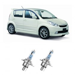 Osram Lampu Mobil Daihatsu Sirion NBU (Night Breaker Unlimited) H4 12V 55W - [H4 64193NBU]