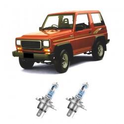 Osram Lampu Mobil Daihatsu Taft GT NBU (Night Breaker Unlimited) H4 12V 55W - [H4 64193NBU]