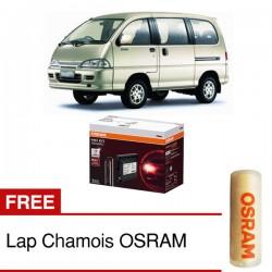 Jual Osram Lampu Mobil Suzuki Espass - HID Convertion Kit DH4 P43T - Free Lap Chamois Osram