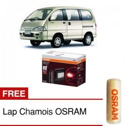 Jual Osram Lampu Mobil Suzuki Zebra - HID Convertion Kit DH4 P43T - Free Lap Chamois Osram