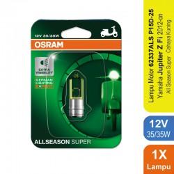 Osram Lampu Depan u/ Motor Halogen - Cool Blue - Lampu Motor Lebih Terang Tahan Lama di Jual dg Harga Murah