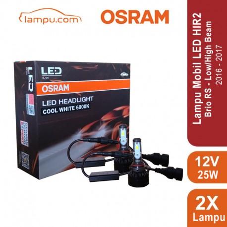 OSRAM 69102CW Lampu LED Mobil H1R2 - PX22d - Cool White