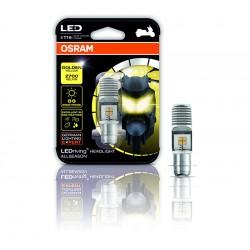 Osram Lampu Utama Motor LED T19 H6 M5 K1 Kuning - 7735YE - Cocok u/ Motor Bebek & Matic dg Harga Murah